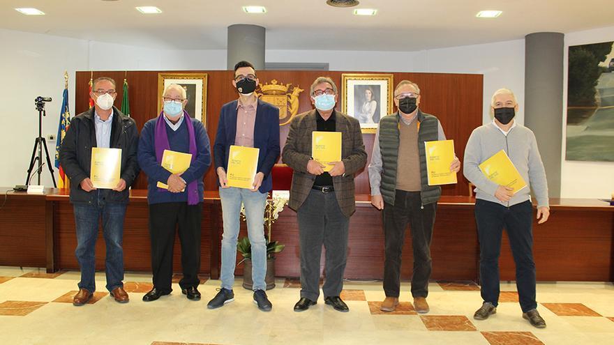 Puerto del Sol: Seis alcaldes de Novelda se unen para pedir el puerto seco del Corredor Mediterráneo
