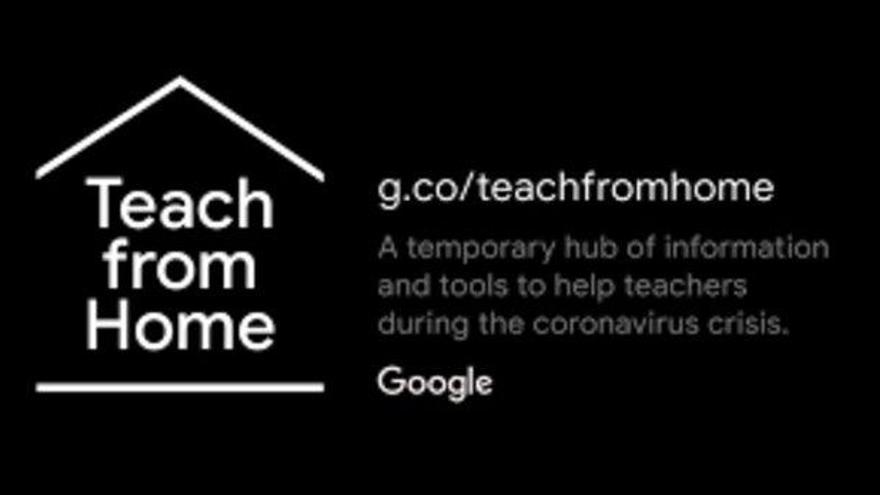 Coronavirus: Google da soporte a educadores y estudiantes