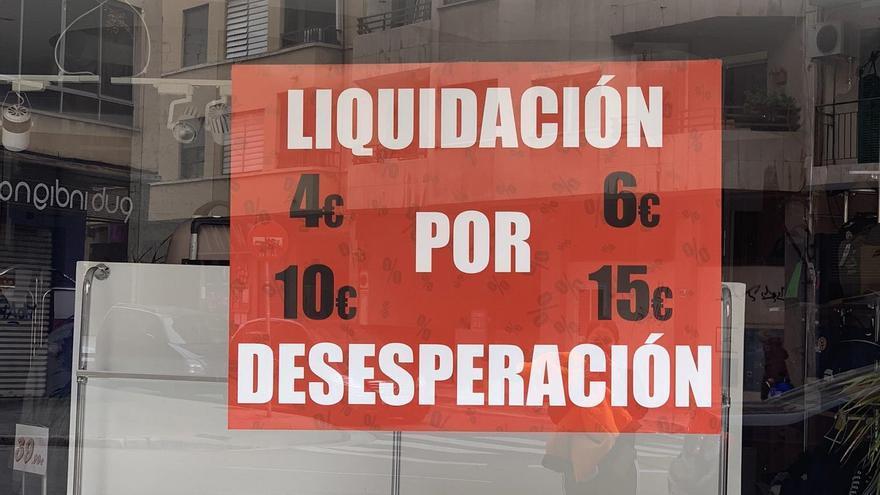 Liquidación por desesperación