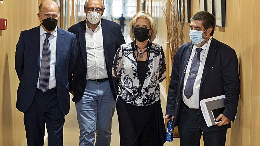 Villarig advierte de que no hay médicos para garantizar la presencialidad en los consultorios de Castilla y León