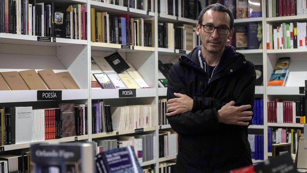 El sociólogo César Rendueles, autor de 'Contra la igualdad de oportunidades. Un panfleto igualitarista'