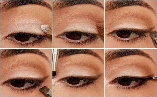 Cómo maquillarse los ojos: Un look natural