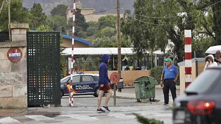 Piden dos años de prisión  por la muerte de una niña en un colegio de Palma