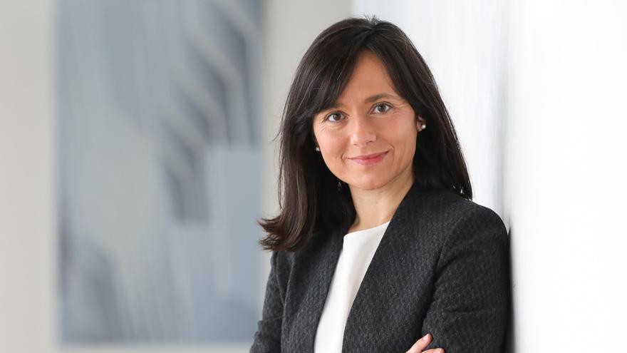 Ana Pitarch, responsable de clientes particulares de BBVA España.