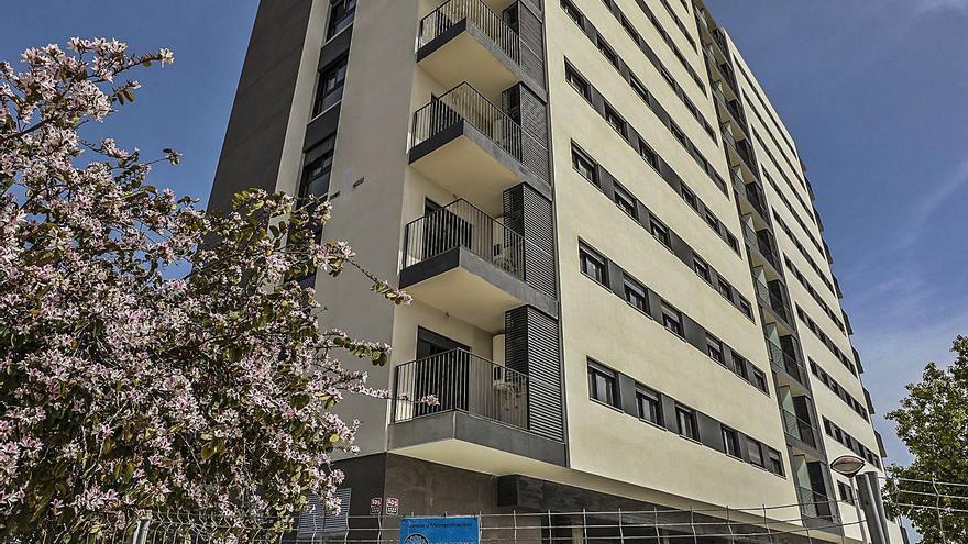 Pimesa finaliza las 90 viviendas del tercer edificio de San Antón y prevé iniciar otro a final de año