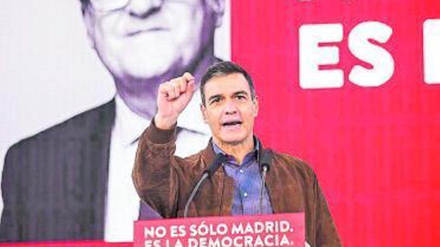 Sánchez obre el debat  sobre la presència de Vox als mitjans de comunicació