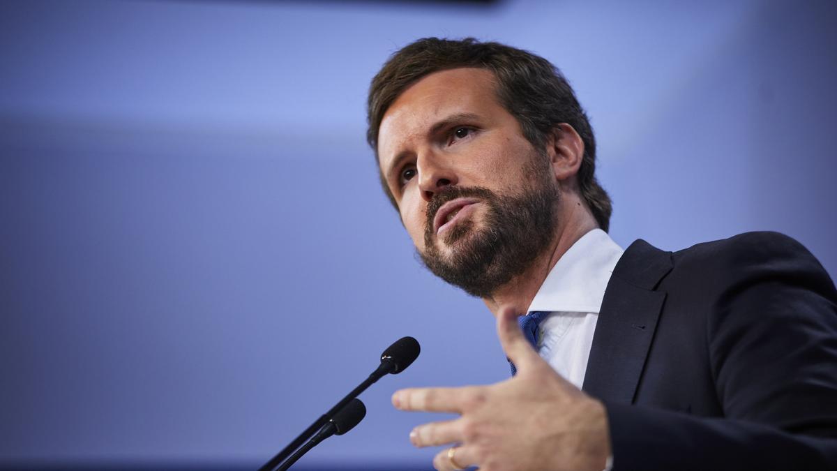 La convención del PP en València se celebrará en octubre.