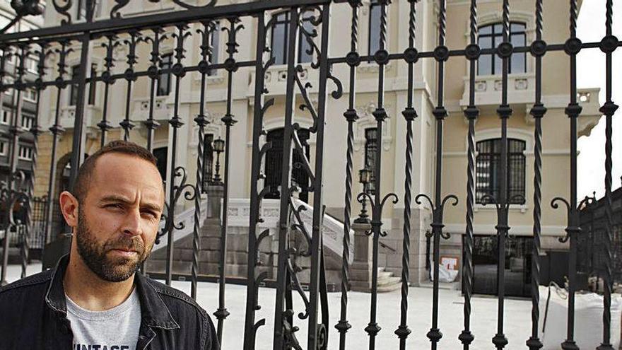 El cocinero Ricardo Sotres, a cargo del restaurante que abrirá en el Banco Urquijo