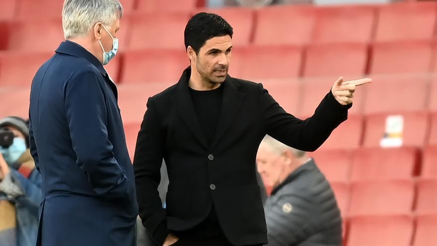 El Arsenal, de mal en peor antes de medirse al Villarreal en la Europa League