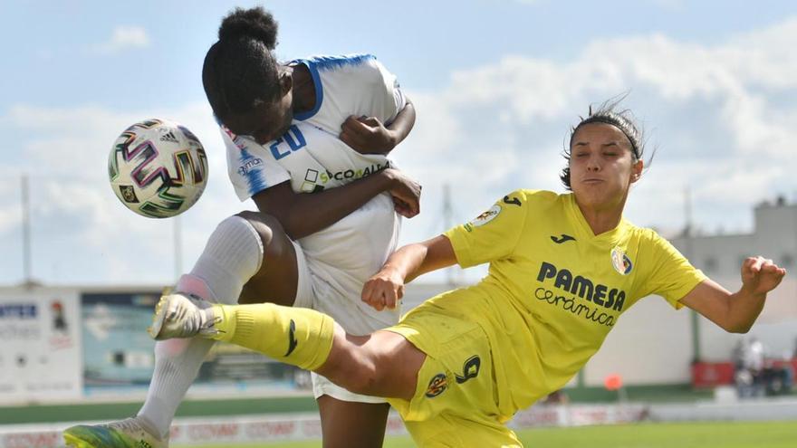 El Pozoalbense merece más ante el Villarreal