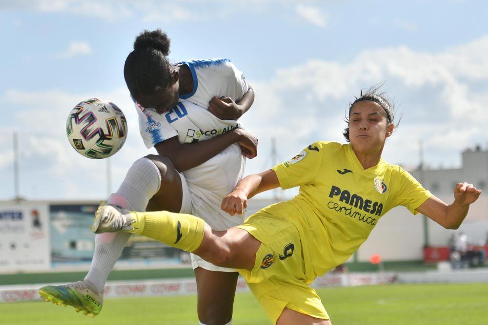 Ascenso a primera división Pozoalbense Villarreal