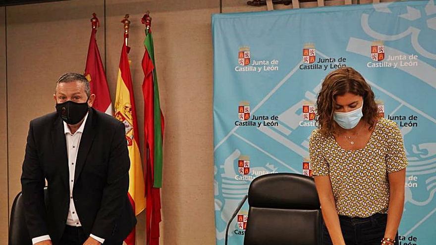 2,4 millones en obras para reactivar la economía rural de Zamora