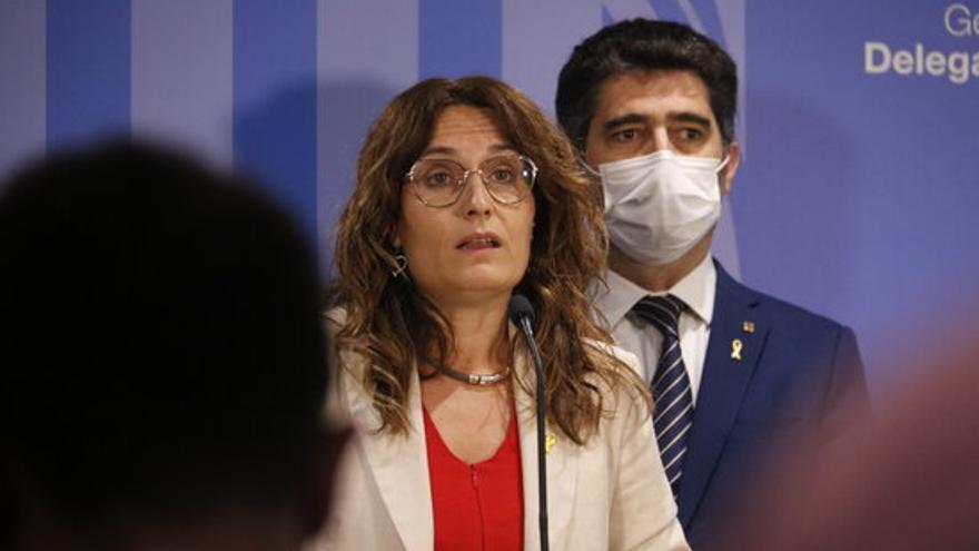 La Comissió Bilateral acorda 200 milions d'euros en inversions, traspassar les beques universitàries i estudiar la cessió de Rodalies