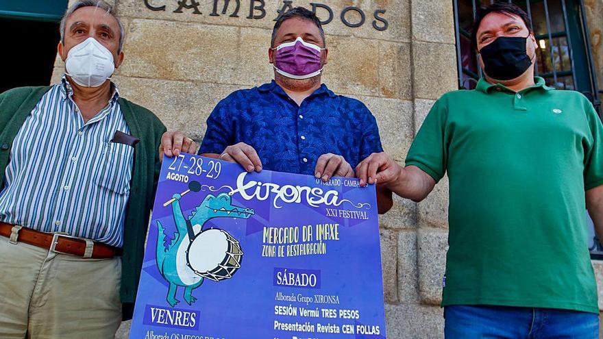 El festival de Xironsa regresa a su esencia con tres días de música