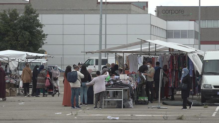 Figueres no cobrarà l'ocupació d'espais de via pública de bars i restaurants