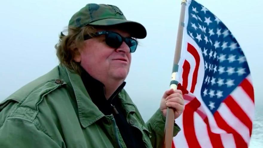 El irreverente Michael Moore y entrenamientos de élite llegan a la parrilla televisiva