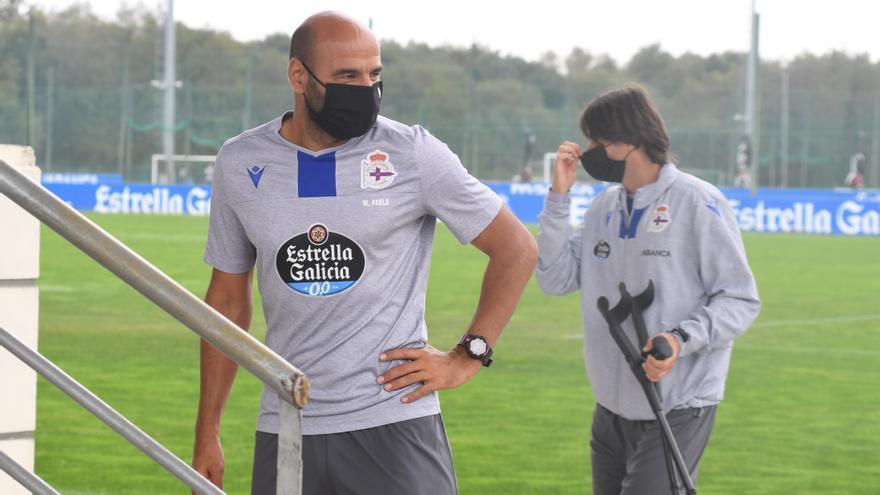 Manuel Pablo, nuevo entrenador del juvenil