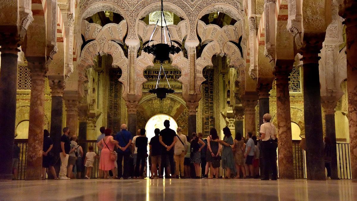 La Mezquita de Córdoba se encuentra entre la lista de bienes afectados