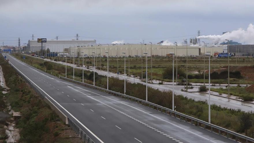 Obras Públicas mejorará los accesos a Parc Sagunt con una inversión de 1,3 millones de euros
