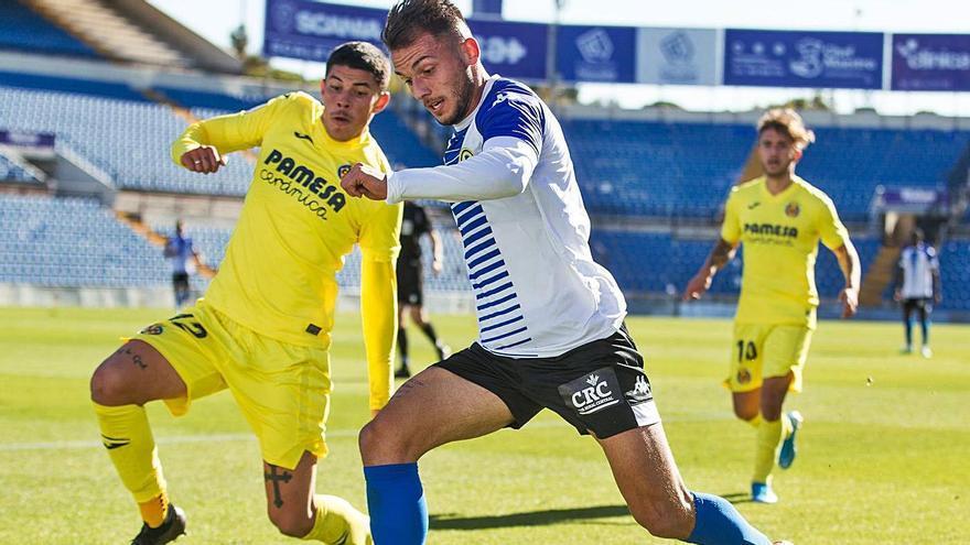 Borja Martínez: «Es el partido más importante del año»