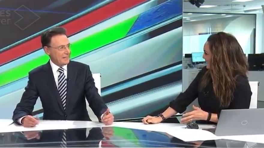 Matías Prats recuerda cuando retransmitió un Festival de Eurovisión