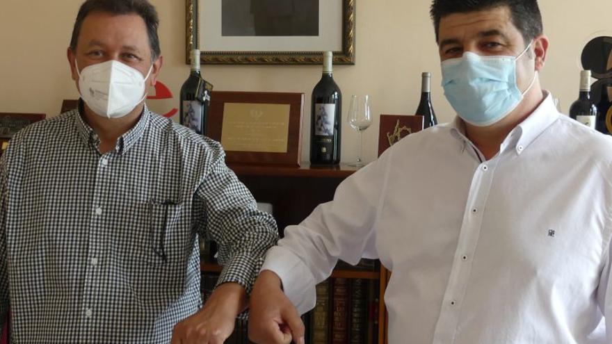 Antonio Ubide Bosqued, nuevo presidente de la DOP Cariñena