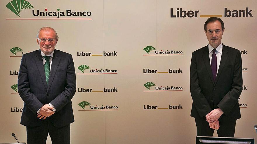 La fusión entre Liberbank y Unicaja, solo pendiente del visto bueno del Gobierno