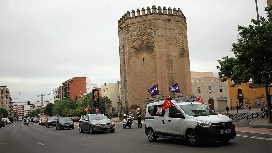 """Campaña ¡Ahora sí toca"""" promovida por los  sindicatos"""