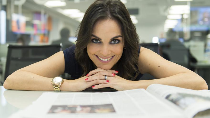 Mónica Carrillo, cantante en 2021
