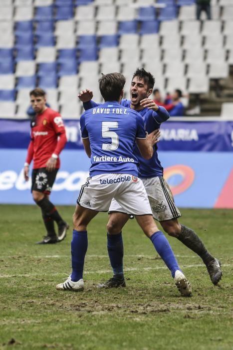Partido Real Oviedo - RCD Mallorca