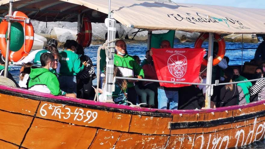 Félix Juncal, la resistencia del Club do Mar Bueu