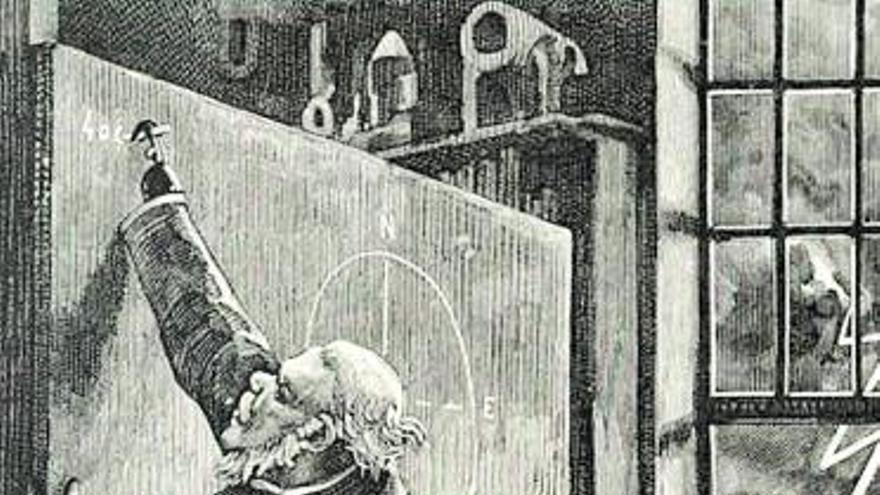 El cataclismo climático según Verne