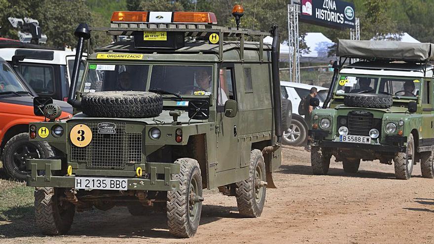 Festival Land Rover
