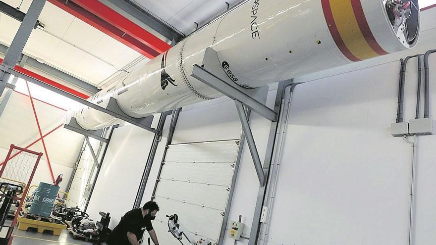 PLD Space: miuras a la conquista del espacio