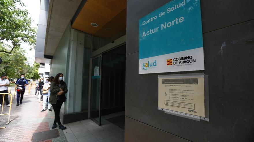 Casi 160.000 aragoneses todavía no se han vacunado contra el covid