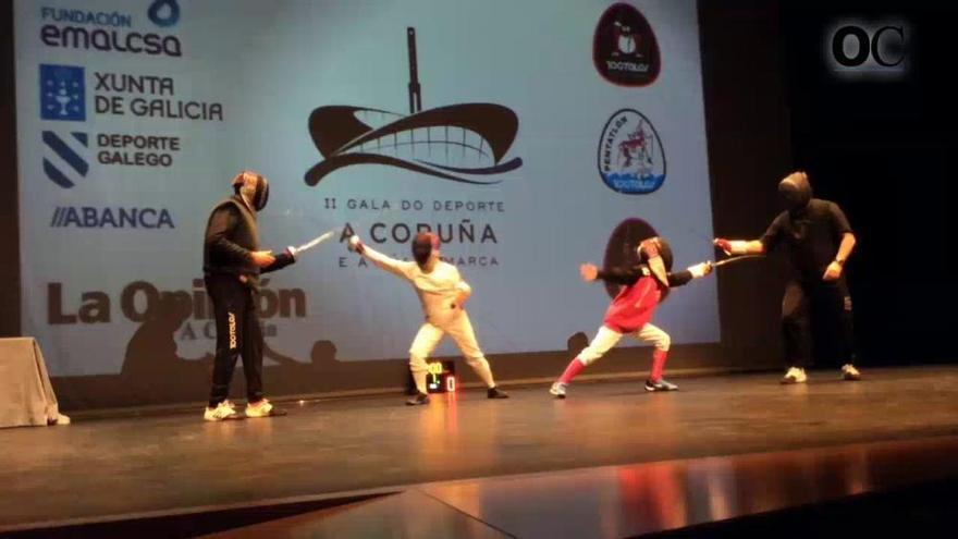 Una emotiva Gala do Deporte da Coruña e a súa Comarca reconoce el mérito de los mejores deportistas en 2018