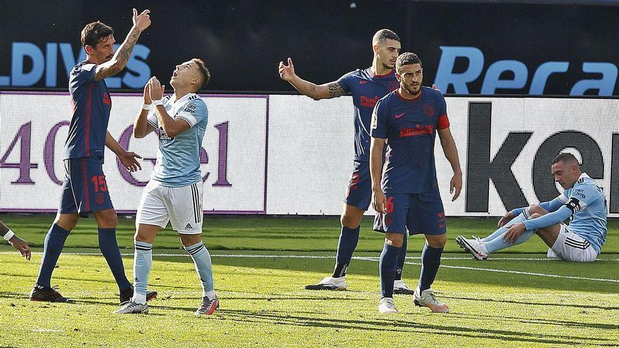 El problema del gol se vuelve crónico