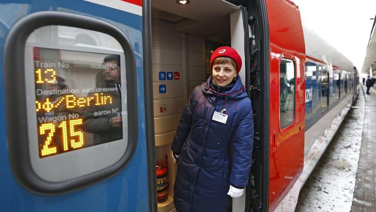 Rusia permite a las mujeres conducir trenes y camiones