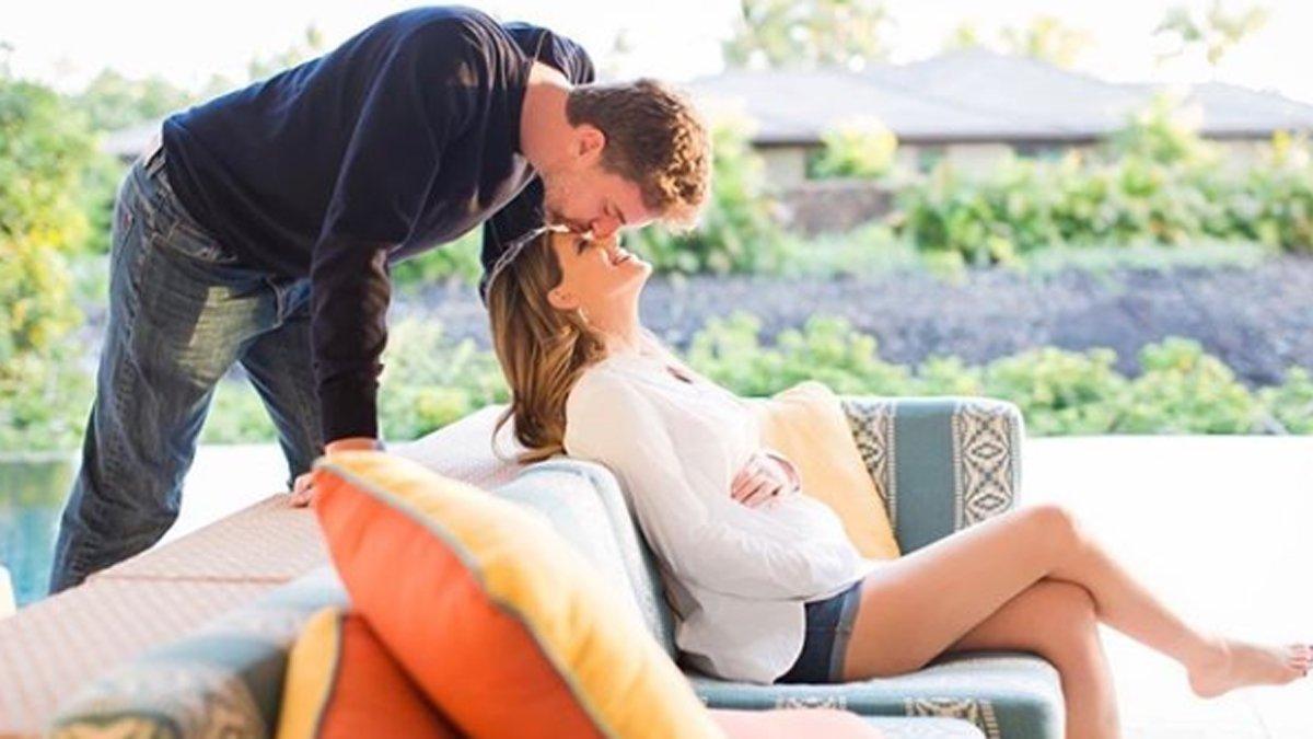 Pau Gasol y Catherine McDonnell anuncian que esperan su primer hijo