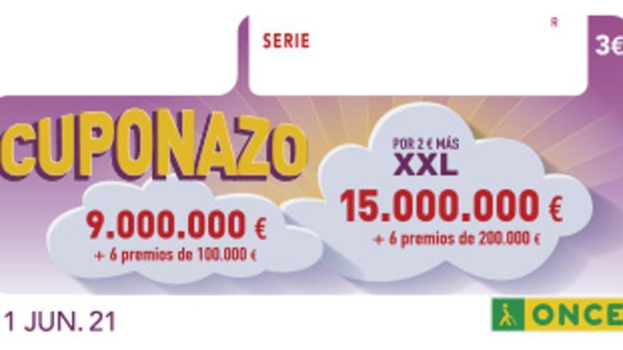 El cuponazo de la ONCE deja 120.000 euros este fin de semana en la Región