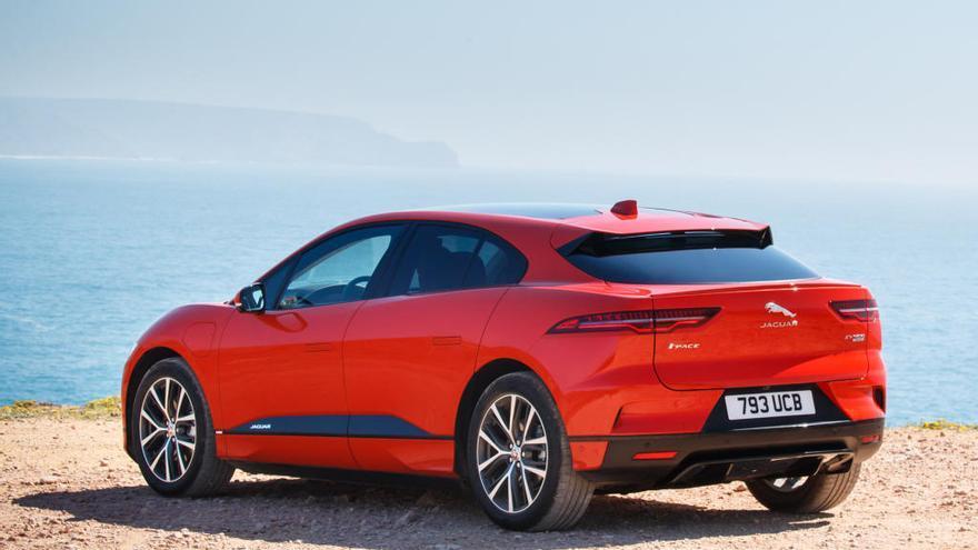 El Jaguar I-PACE, el favorit pels lectors en la votació del mes d'agost