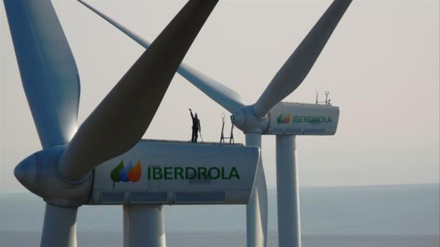 Iberdrola anuncia la instalación de 210 megavatios renovables en Málaga