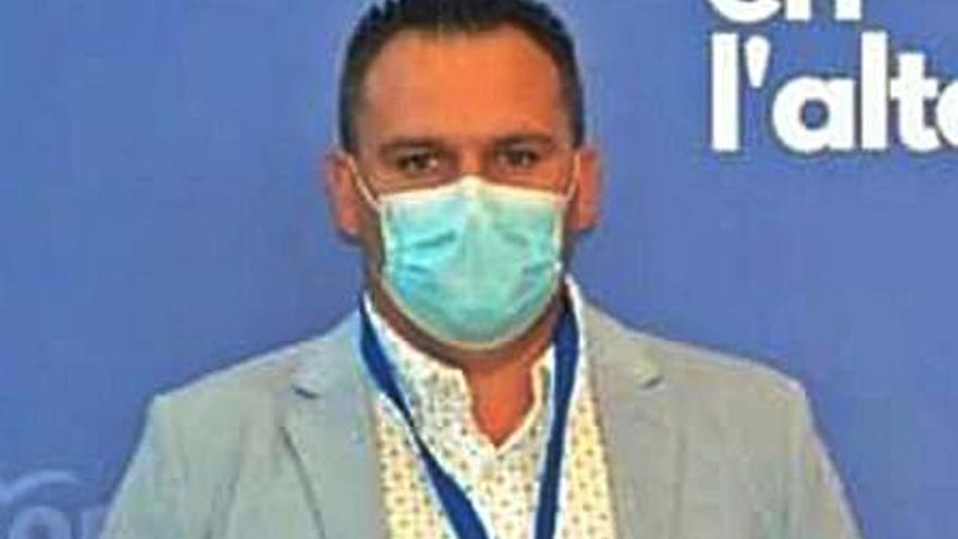 Xisco Ramos, proclamado presidente del PP de Muro tras el congreso local