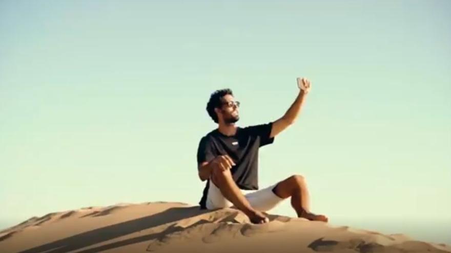 Javier Beirán se despide de Canarias