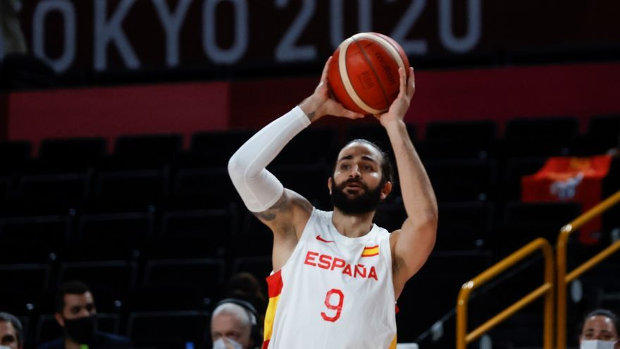 Tokio 2020, baloncesto: España - EEUU, en directo