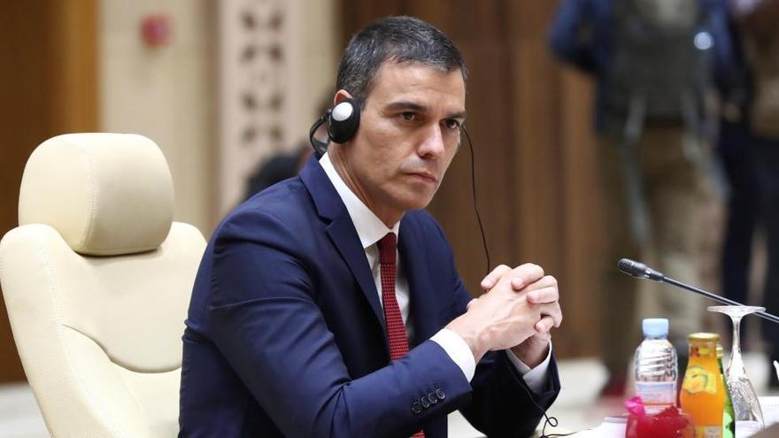 Sánchez redoblará esfuerzos por la estabilidad del Sahel