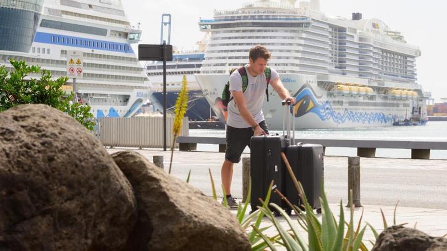 AIDA amplía la temporada hasta mayo y ofrece las Islas a todos sus cruceristas