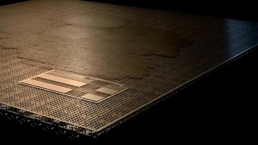 IBM crea un ordenador del tamaño de un grano de sal