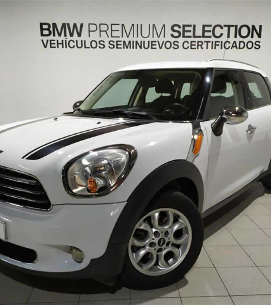 MINI Countryman One Gasolina Manual 2013 Blanco