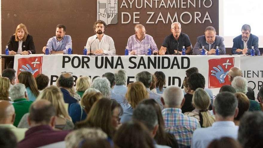 Sanidad en Zamora: mejora de recursos y gestión, claves para el futuro